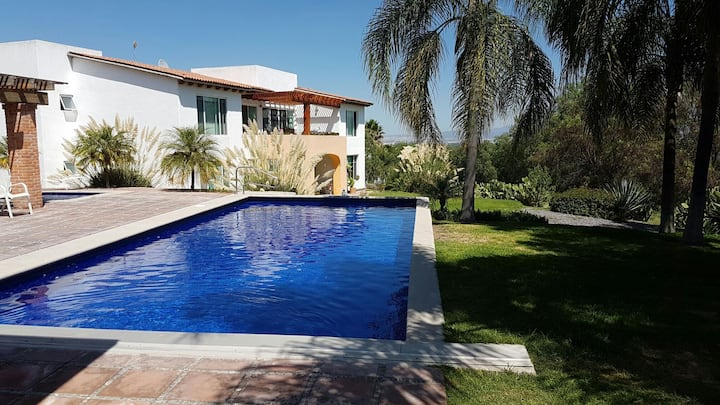 Villa In Balvanera (New Area)