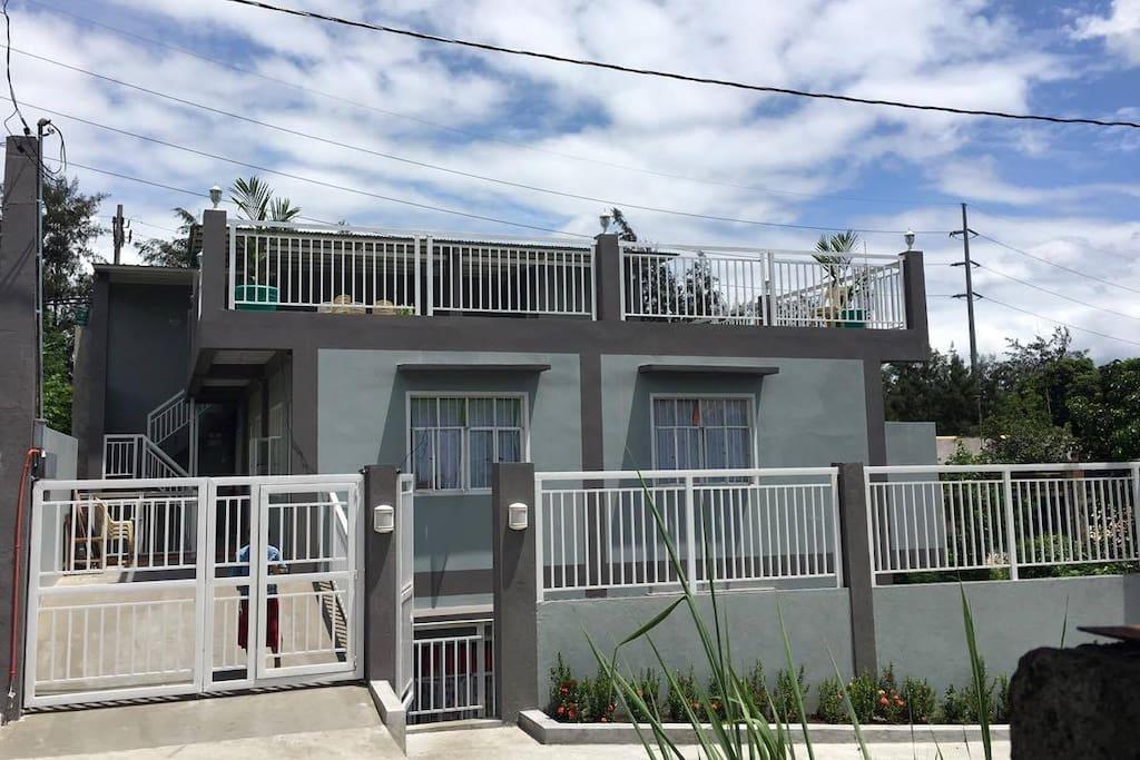 Unit 3, Ryan and Michael Apartments, Manoto Subdivision, Real, Calamba City, Laguna