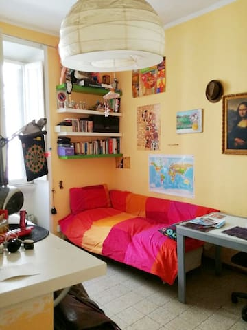 Beautiful apartment in the heart of Ancient Rome