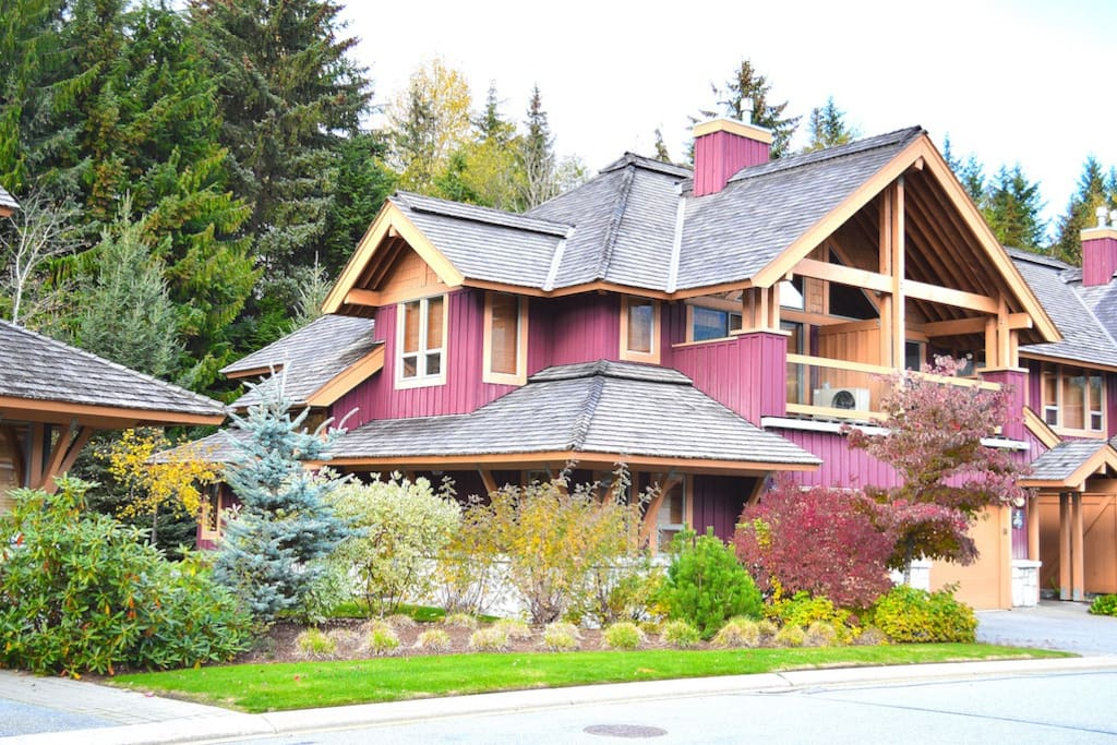 Your Whistler Home