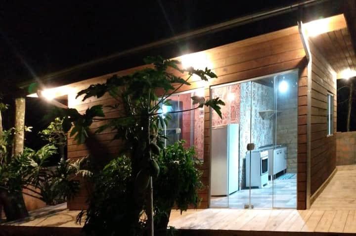 Mini casa Bombinhas - Mariscal.