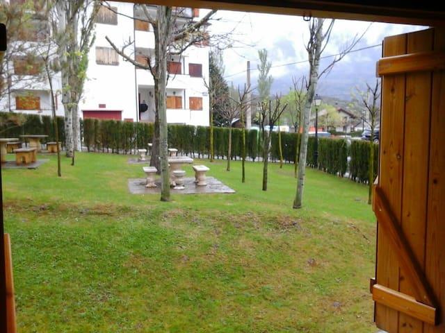 Apartamento para amantes de la naturaleza :) - Villanúa - Wohnung