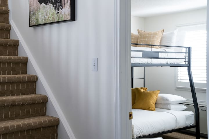 Bunk Bed Room on the Main Floor