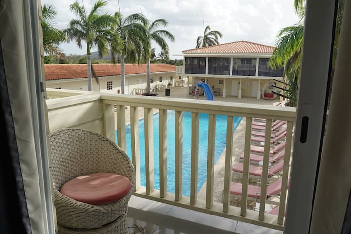Tropical Curacao Savanah Resort Apartments