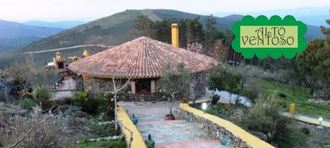 altoventoso rural house !!