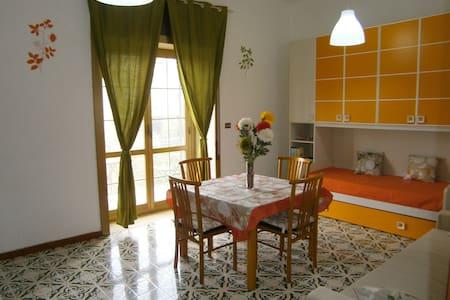 CASA VACANZA A POCHI KM DA POMPEI- NAPOLI-SORRENTO - Trecase - Wohnung