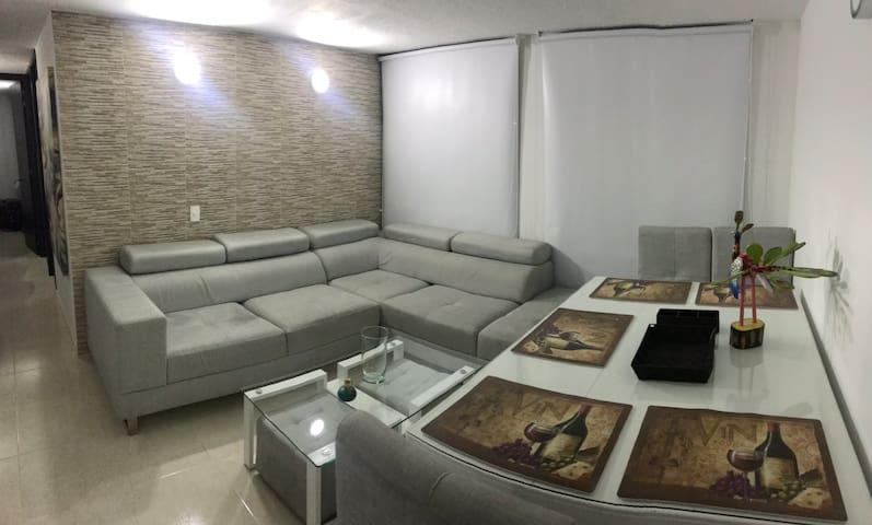 Hermoso apartamento en Madrid  a 30 min aeropuerto