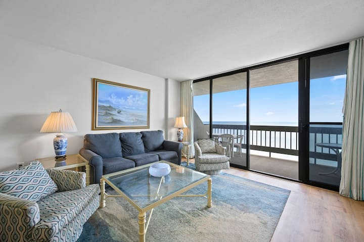 Century One 1611 - Oceanfront Living at its finest!
