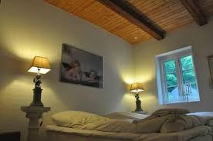 1 rum dobbeltværelse