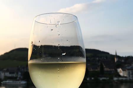 """""""...über den Dächern von Traben Trarbach"""""""