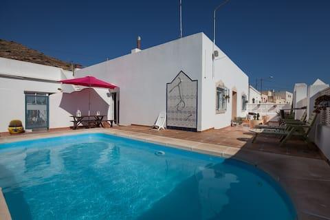 Cabo de Gata, Private Swimming Pool, Air Conditioning