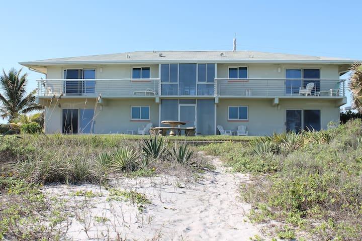First floor beach condo