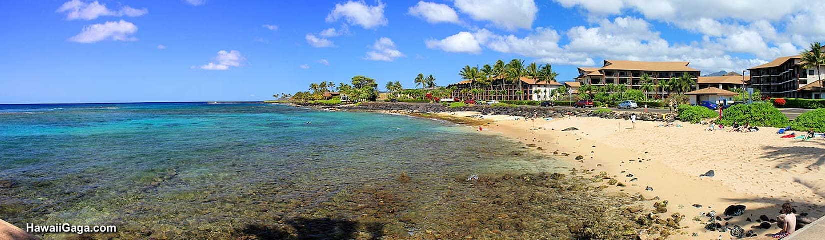 Lawai Beach Resort, 1 bdrm, Coral Bldg.