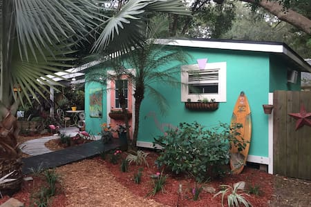 Key West cottage in Mt Dora - Маунт Дора