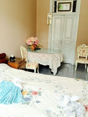 Lilac Guest Apartment-Russian Style - Harbin - อพาร์ทเมนท์