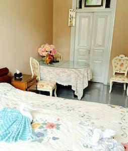 Lilac Guest Apartment-Russian Style - Harbin - Lejlighed