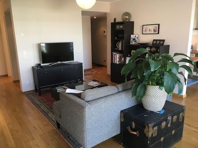 Kirchberg apartment