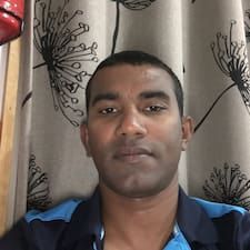 Chaminda User Profile