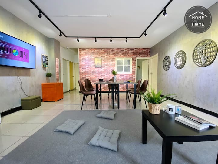 [Long term+monthly rental] Lovely co-living space