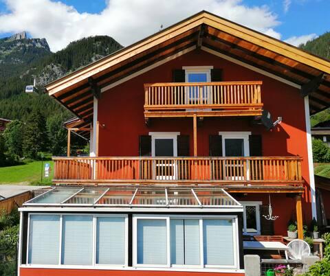 Ferienhaus Freigeist - gemütlich und viel Platz