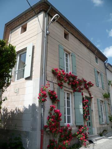 maison de village en Drôme provençale - La Bégude-de-Mazenc - House