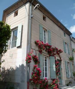 maison de village en Drôme provençale - La Bégude-de-Mazenc
