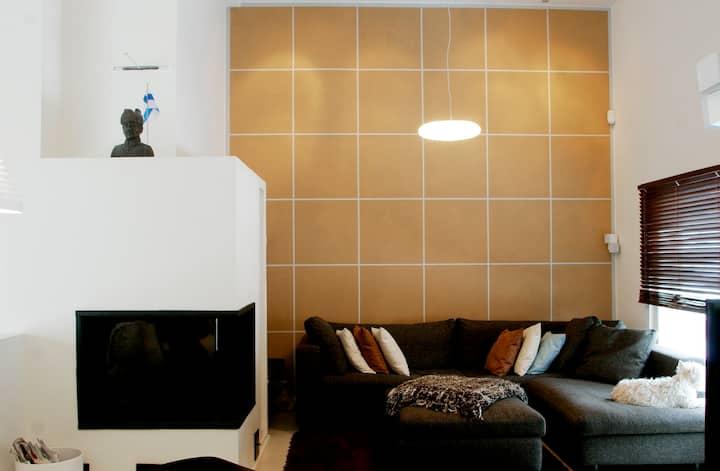 Modern Villa, Naantali, 1-10 persons