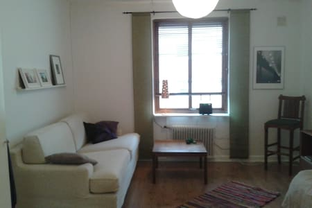 Cosy and central apartment - 4 beds - Göteborg