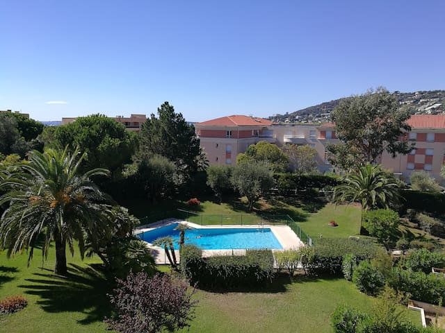 2 pièces proximité de la mer - Vallauris - Apartment