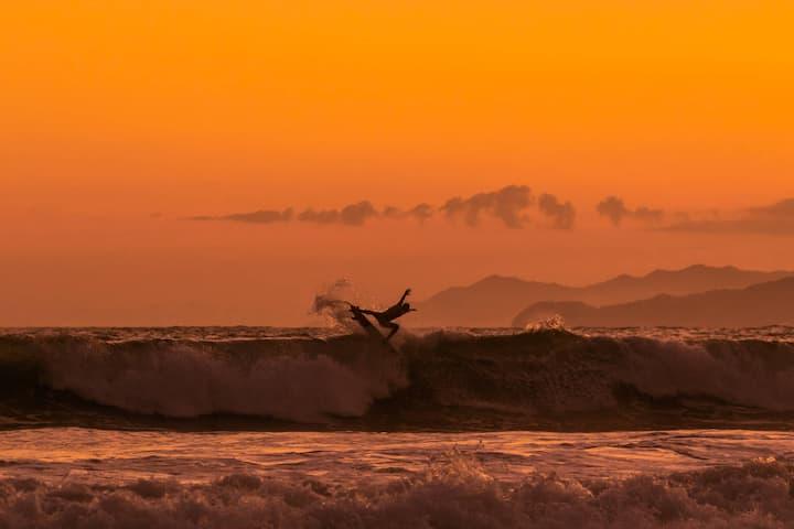 La magia de Playa Venao