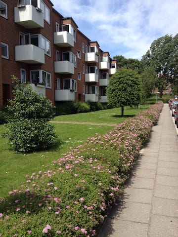 Stay where it happends - Århus - Appartement