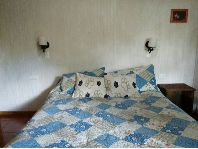 Habitación matrimonial privada