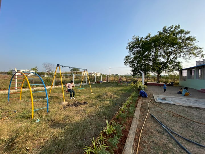 Kheyaban Family Resort & Playground