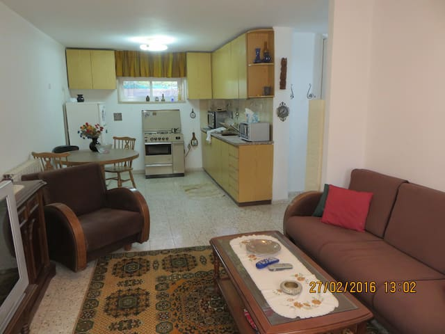 Great place in Jerusalem suburb - Mevaseret Zion - Appartement