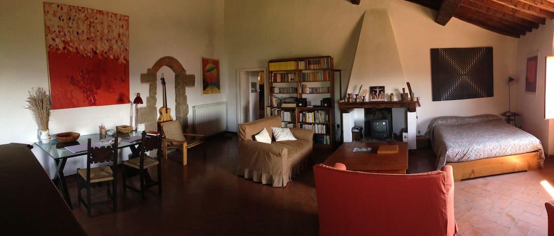 L'ETRUSCO, HISTORY,COMFORT,ELEGANCE - Mensano - House