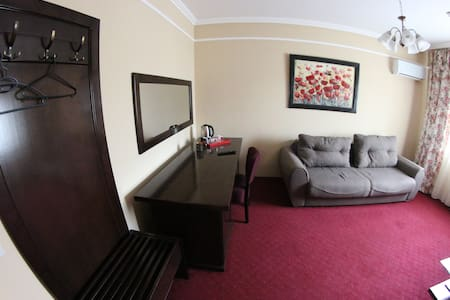 105-Apartment in villa center town Suceava