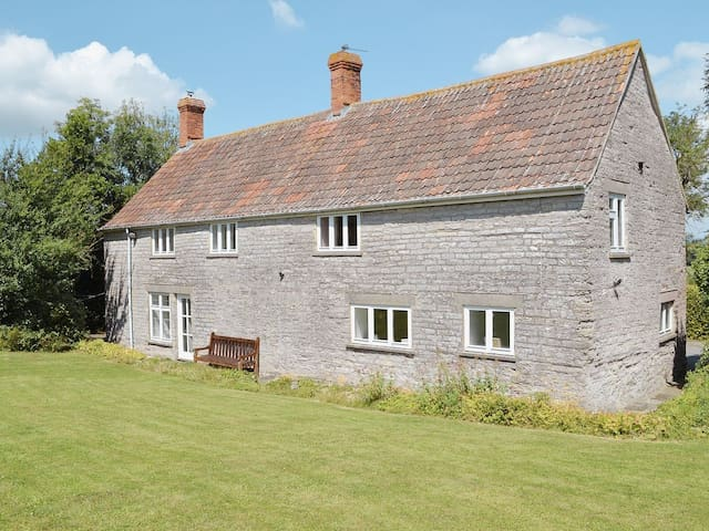 Private cottage full of character near Glastonbury