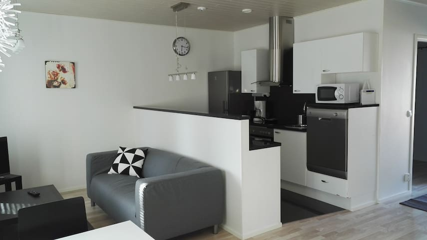 Two bedroom apartment in Kalajoki, Viitadyynintie 11 (ID 8001)