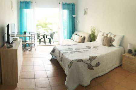 "Stunning ""Beach studio apartment"" in St Maarteen - Marigot - Appartement"