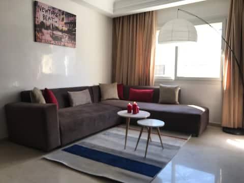 Studio moderne en plein centre de Casa