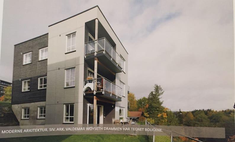 Moderne leilighet i Asker - Asker - Wohnung