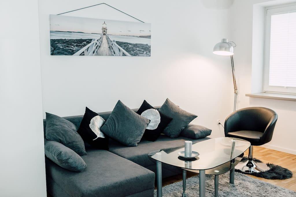 Cozy Apartment Near the City Center