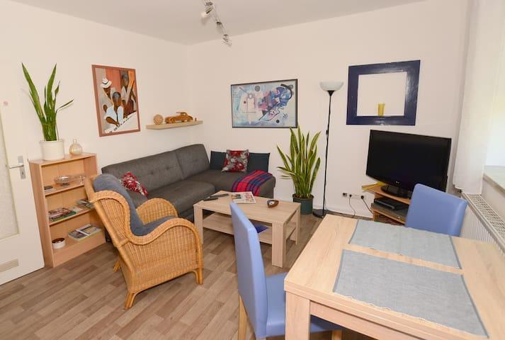 Freundliche kleine Wohnung