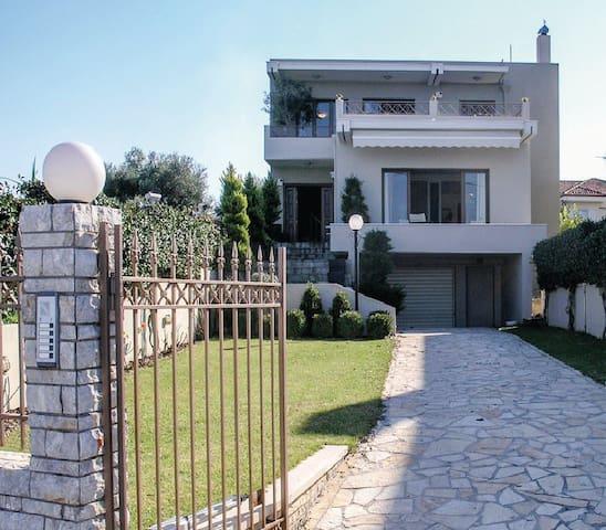 *Villa ALMAR* - Western Peloponnese PATRAS-ROITIKA - Rogitika - วิลล่า