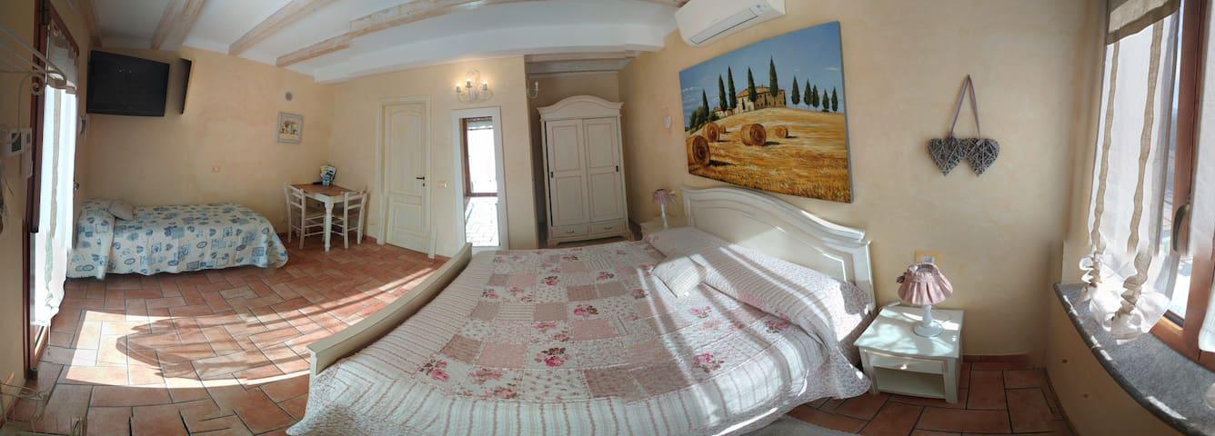 Bed & Breakfast e camere  - Le Colline di Bana - - Camogli - Bed & Breakfast
