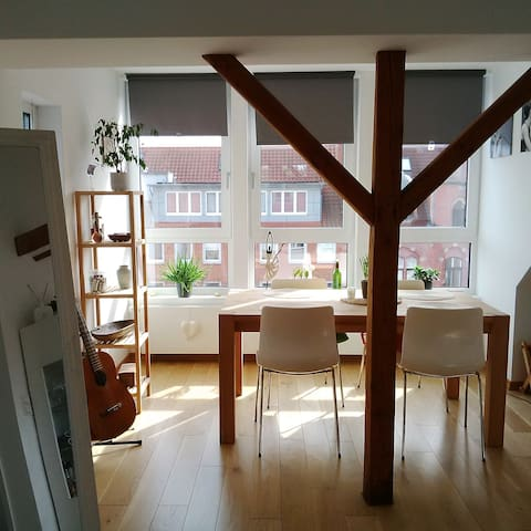2 bedroom apartment near HANNOVER MESSE - Hannover - Apartment