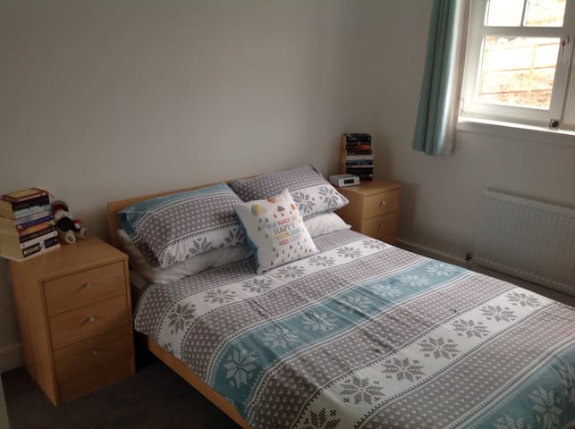 Double Room With Private Bathroom - Gorebridge - Casa