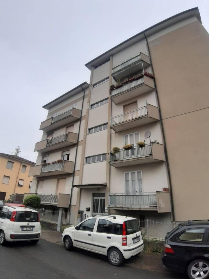 Appartamento centrale fino 8 posti letto