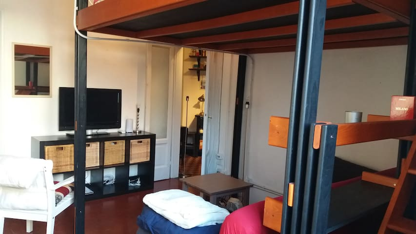 Cozy apartment in the heart of Sempione area