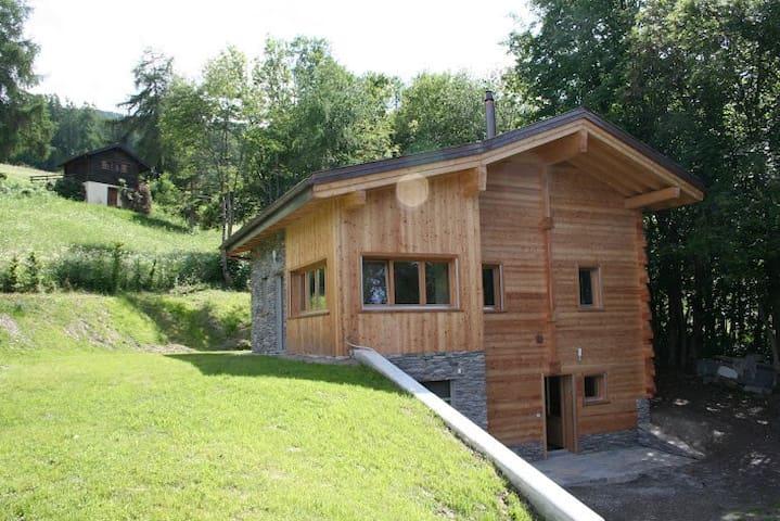 Chalet au coeur des Alpes - Les Agettes